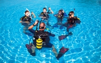 SSI Open Water Diver Referal