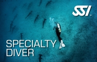 SSI Specialty Diver