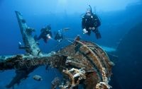 Wreck Diving - Wracktauchen